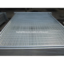 40mm Od. Heavy Duty Galvanized Temp Zaun Panel