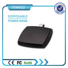 Cargador de emergencia universal USB 600mAh