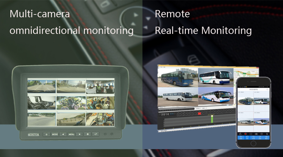 Sanan`s On-board Monitoring System Solution