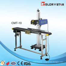 [Glorystar] Drink Bottle Flying Laser Marking Machine