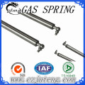 gas traction spring with ball socket