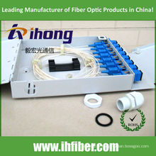 FTTH Fibre Optique Mini Boîte Terminal 8 Port