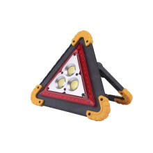 Luz de advertencia COB multifuncional de emergencia portátil