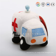 Fábrica de ambulância de brinquedo do carro dos desenhos animados personalizados