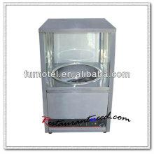 K507 Counter Top 1 Boiler Stainless Steel Chestnut Roaster Machine