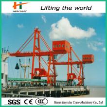 Popular Rubber Typer Container Gantry Crane Rtg Crane