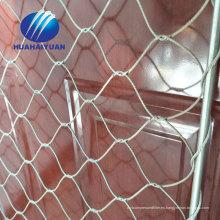 Malla de malla de acero inoxidable X-TEND Malla de malla de pajarera