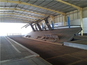 Soybeans Unloading Machine