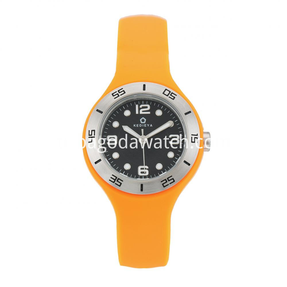 Women S Watches Silicone Band