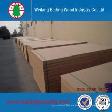 Tablero de madera del grado del mobiliario en alta calidad