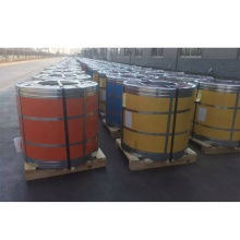 Galvanize Steel Sheet Spezifikation Farbe Ppgi Coil Material
