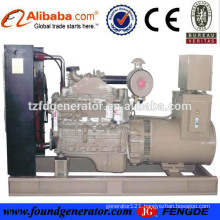 Supply power 320kw factory price generator for land and marine use