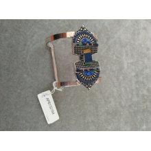 Tissu Pierre bracelet rétro