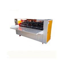 Corrugated cardboard thin blade slitter scorer machine / Paperboard cutting
