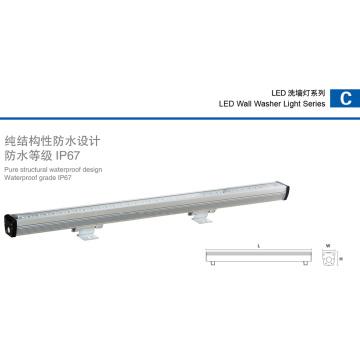 Lampe imperméable à l'eau IP65 12W / 18W / 24W / 36W LED Outdoor Wall Washer