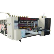 Lead feeder automatic high speed rotary die cutting  machine