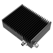 550-2700MHz IP65 4.3-10 Male to 4.3-10 Female 50W RF Low Pim Attenuator