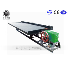 Recovery Gold Shaking Table for Gold Dressing Plant