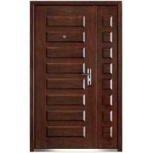 turykey steel wood doors