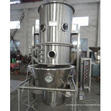 2017 série FL misturador de ebulição secador granulante, SS tambor duplo secador, vertical forno de cura uv