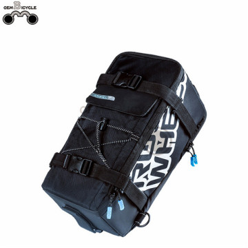 waterproof mountain bike rear bag for traveling