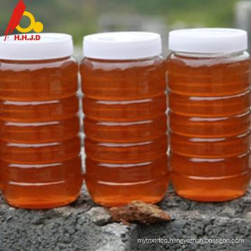 Pure natural bee lotus honey