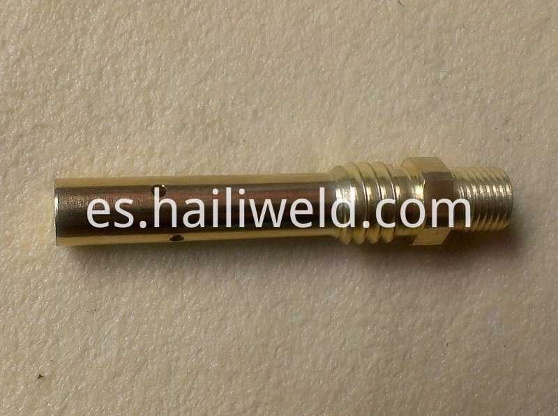 350a Tip Holder Brass
