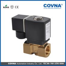 Electroválvula de alta presión accionada por piloto con cierre normalmente cerrado