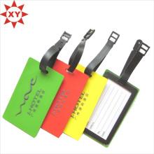 Étiquettes de bagage bricolage bon marché de conception personnalisée (XYmxl111002)