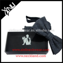 Paper Made Wholesale Gift Bow Tie Boxes