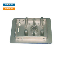 Customized stainless steel casting parts with cnc machining