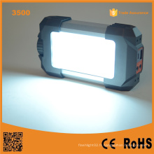 Lumifire 3500 lampe de poche portable et camping-car LED avec charge de téléphone USB