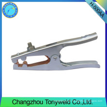 500A Holland type tig ground clamp earth clamp