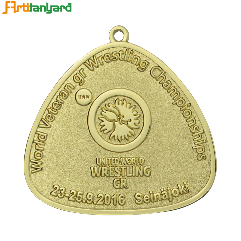 Customized Metal Medal For Meeting