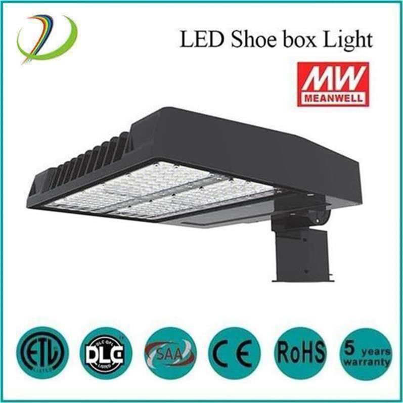 ETL-listad 100W Led Shoebox Light