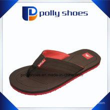 Popular Design Men EVA Double Color Slippers 2016