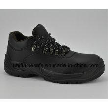 Calzado de seguridad Ufb058 seguridad acero negro zapatos