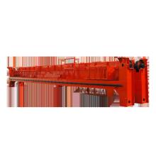 Крытый Eot Crane 50 / 10т двухбалочный мостовой кран