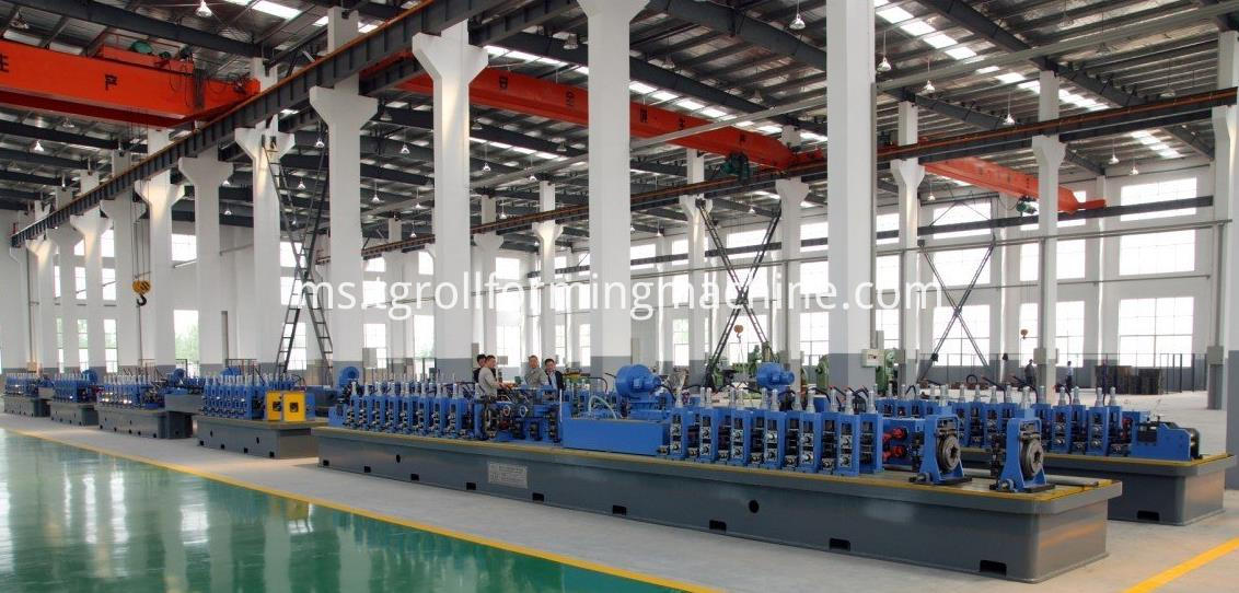 High Frequency Welding Pipe Machine