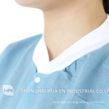 Hochwertige SMS medizinische Einweg-nicht gewebte chirurgische Kleid