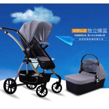 2016 carrinho de bebê novo / luxo 3 em 1 carrinho de bebê