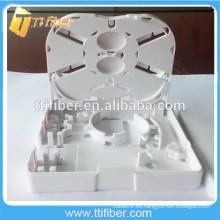 2Port FTTH mini caja de terminales de fibra óptica