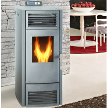 Indoor Using Wood Pellet Stove with Remote Control (mike1)