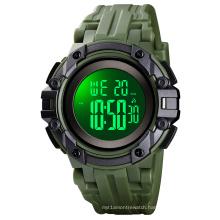 Skmei 1545 relojes digital outdoor sport water resistant alarm  watches men