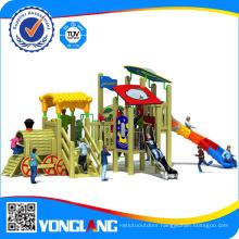 Wood Slide for Kids