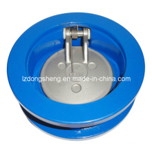 Wafer Single Disc Swing Rückschlagventil Class150, 300, 600