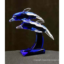 Fashion Cheap Price of Crystal Animal Gift Crystal Animal Model (JD-DW-0012)