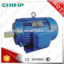 CHIMP high quality YD series 2.4KW 6.2A multi-speed three-phase ac electric motor