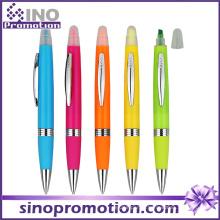 Stylo surligneur avec stylo à bille (GP2500A)