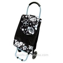 Faltbare Einkaufswagentasche mit Rädern